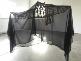 michael grothusen, shark sculpture.