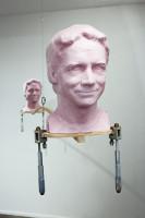 Michael Grothusen, sculpture, Portland, figurative sculpture