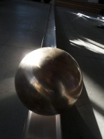 Self, by weight, pacing the floor, bronze, aluminum, electric motor and timer. T