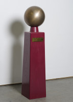 michael grothusen, conceptual sculpture, body measurement, bronze sculpture, michael grothusen bronze sculpture,