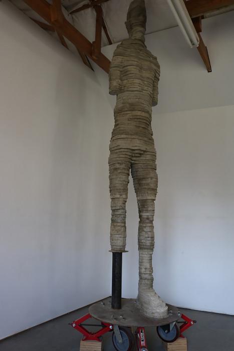 michael grothusen, sculpture, figurative sculpture, digital sculpture,